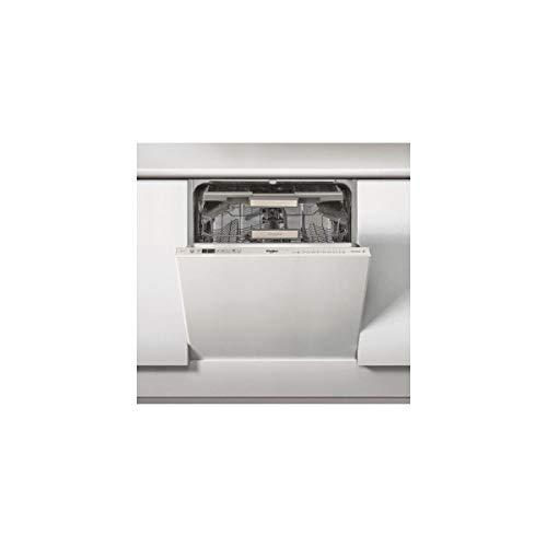 Lave vaisselle encastrable Whirlpool WCIO3T333DEF - Lave vaisselle tout integrable 60 cm - Classe A+++ / 43 decibels - 14 couverts - Tiroir a couvert