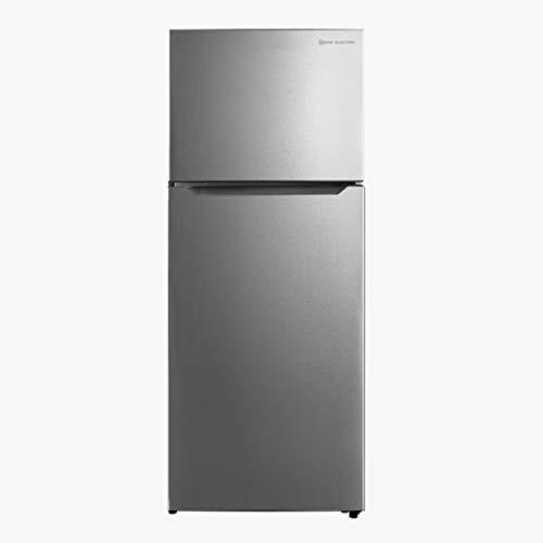 EAS ELECTRIC SMART TECHNOLOGY | EMF1970AX1 | Frigorífico dos puertas | Color Inox | 188x70 cm F/A+ | 2 cajones verduleros | Iluminación LED interior | Refrigerador 370 litros Congelador 102 litros