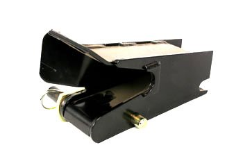 Central Parts Warehouse 67858 Western Snowplows D/S Receiver Mount