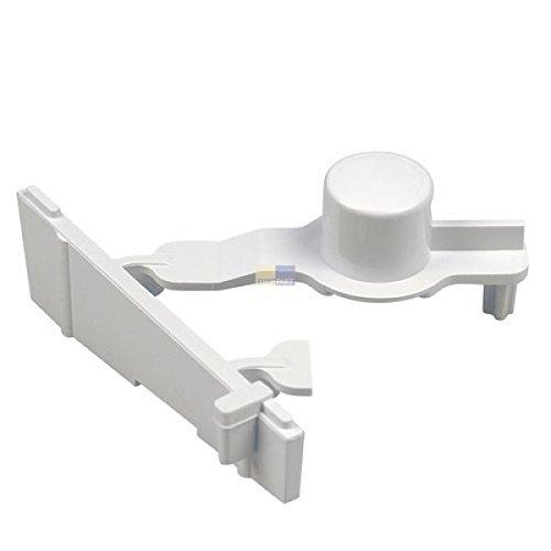 Tastenkappe weiß 481251318193 Bauknecht, Whirlpool, Ikea