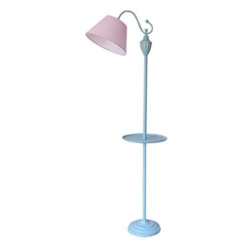 Lampadaire sur Pied Lampe de lecture réglable Lampe d'enfants Lampe à la maison Décoration Pépinière Lampe de table pour enfants Lampe de table pour enfants Chambre d'enfant Chambre à plancher Scintil