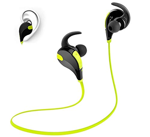 Toysdone Wireless Headphones Stereo Earbuds Wireless Sport Earphones...