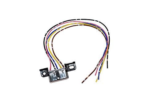 A-Team Performance OBD II OBD2 Dash Port Wire Pigtail Wiring Harness Plug In Cable Connector Compatible with Chevy GMC LS LSX LS1 LS2 LS3 LS6 LS7 L92 LQ4 LM7 4.8L 5.3L 5.7L 6.0L 6.2L 7.0L