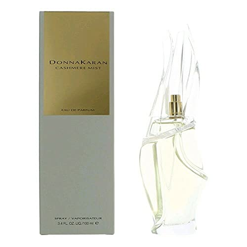 Cashmere Mist By Donna Karan Eau De Parfum Spray For Women. EDP 3.4 fl oz,100 ml