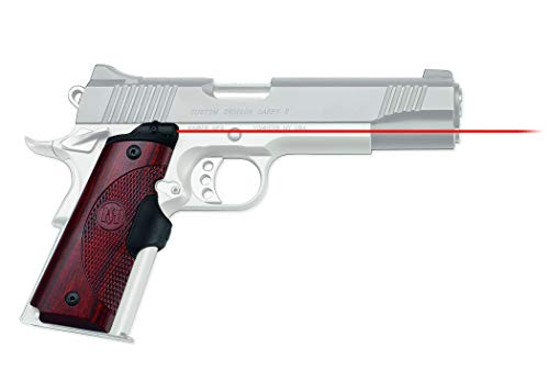 Check Out This Crimson Trace LG-901 Master Series Lasergrips Red Laser Sight Grips for 1911 Full-Siz...
