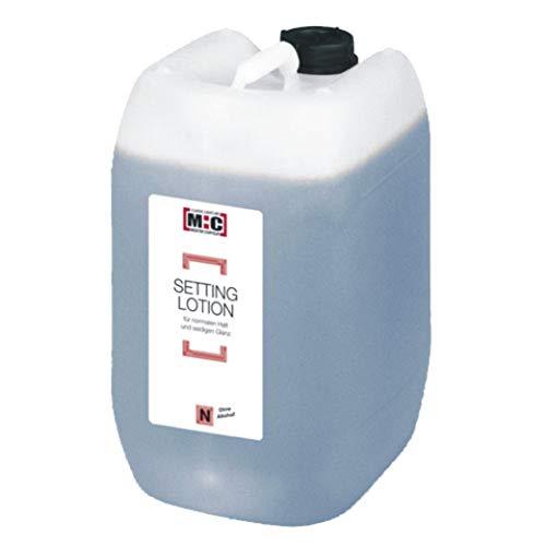 M:C Festiger N 5000 ml Setting Lotion normal blau