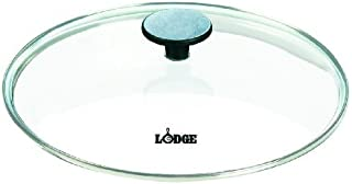 Lodge GC12 Tempered Glass Lid, 12-inch (Pack of 2)