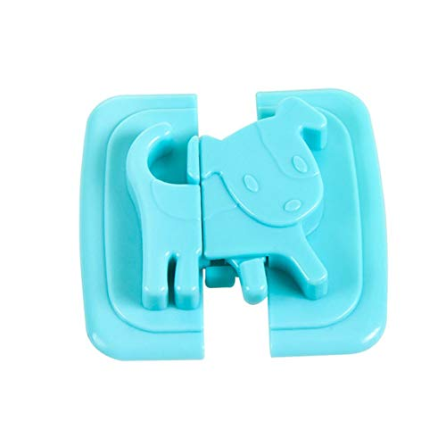 Kongqiabona-UK Enfants Anti Open Drawer Lock Multi-function Baby Anti Clip Hand Cabinet Lock Réfrigérateur Baby Safety Protection Articles