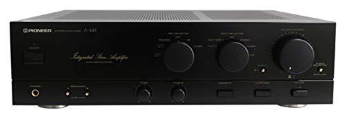 Pioneer A-449 Stereo Verstärker in schwarz
