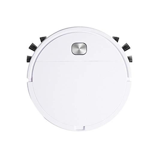 EmNarsissus Robot barredora automática Inteligente, máquina de Limpieza del hogar, Mini aspiradora...