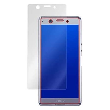 Xperia Ace SO-02L 用 日本製 指紋が目立たない 反射防止液晶保護フィルム OverLay Plus OLSO02L/F/12