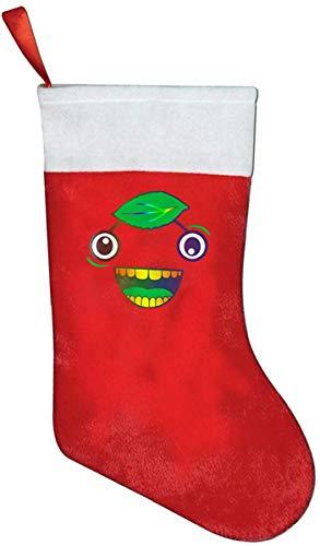 Guava sap regenboog kerst kousen schattig dikker item sokken
