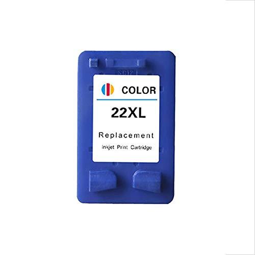VNZQ 680XL inkttank, Deskjet 1115 Deskjet Ink Advantage 3635 inkttank voor Compatibel met HP printer, size, Kleur