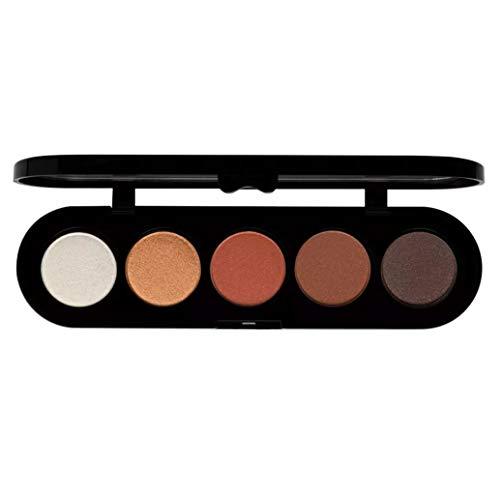 Paleta 5 sombras para Olhos Make-up Atelier Paris - T15