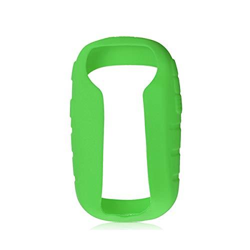 TENGGO Silicona Protección Funda + Protector De Pantalla para Garmin Etrex 10 20 30 10 X 20 X 30 X-Verde