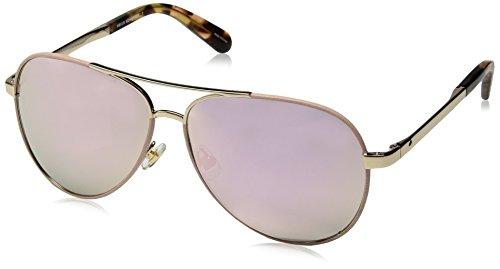 Kate Spade New York Women's Amarissa Aviator Sunglasses