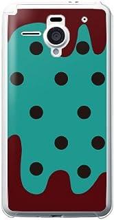 SoftBank AQUOS PHONE Xx 206SH ケース/カバー (pretty&sweet チョコミント) アクオスフォン ダブルエックス 206SH-OCA-0012