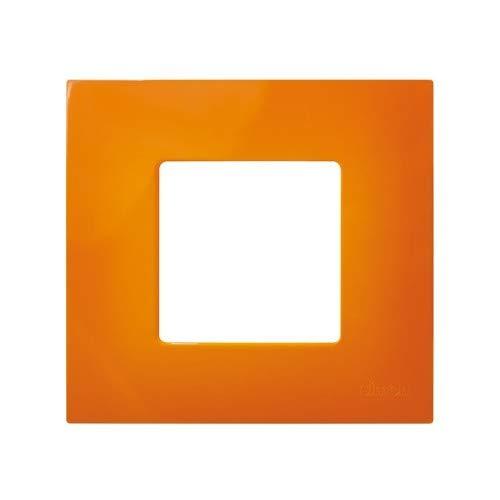 Simon 2700617-072 - Funda 1 Elemento Naranja