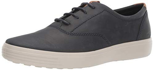 ECCO Herren Soft 7 M Sneaker, Blau (Marine 2038), 43 EU