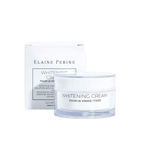 Whitening Face, Gesicht, Brightening Aufhellung Creme 50ml von Elaine Perine™ | 𝗠𝗔𝗗𝗘 𝗜𝗡 𝗚𝗘𝗥𝗠𝗔𝗡𝗬