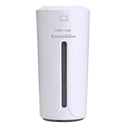 Geen logo SHENNJRR Ultrasone Luchtbevochtiger Aromatherapie USB Ouderen Kinderen Zwangere Vrouwen kunnen gebruik maken van etherische olie Diffuser