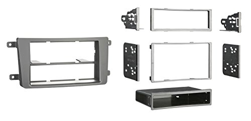 Metra 99-7516B Kit sencillo/doble de instalación DIN para Mazda CX9 2007-2009 (Negro)