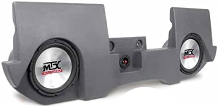 MTX Audio DRQC20UC Subwoofer Enclosure for Select Dodge Trucks