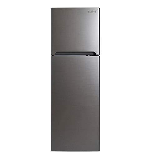 Refrigerador de 2 puertas 9 p3 silver Daewoo modelo DFR-9010DMX