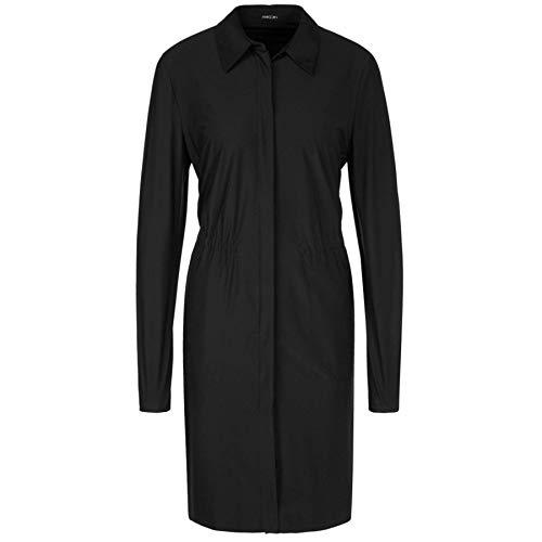 Marc Cain Collections Damen Kleid, Schwarz (Black 900), 42 (Herstellergröße: 5)