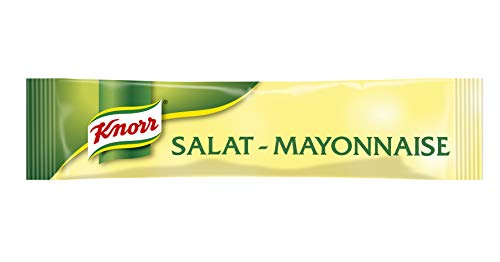 Knorr Salat Mayonnaise Portionsbeutel, 1er Pack (1 x 2730 g)