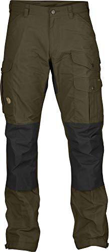 Fjallraven - Men's Vidda Pro Trousers Regular, Dark Olive, 50