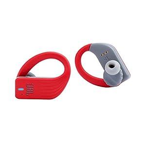 JBL Endurance Peak True Wireless Bluetooth in-Ear Sport Headphones - Red