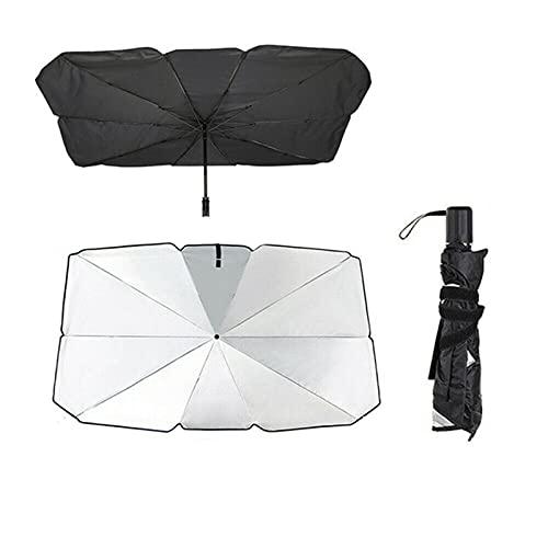KDLLK para Fiat Abarth 595 SS 695SS 500SS 500C Punto EVO OT1300 OT1600 |, Parasol de Coche Parasol de Ventana de Coche Parasol de Parabrisas Delantero
