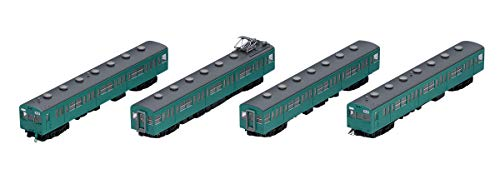 TOMIX Nゲージ 103 1000系通勤電車 常磐 ・ 成田線 ・ 非冷房車 基本セット 4両 98347 鉄道模型 電車