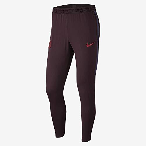 Nike FCB M NK Dry Strk Pant KP Pant Homme XXL Bordeaux/Bleu