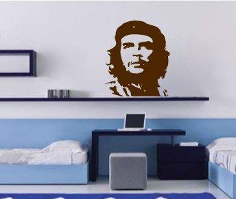 Che Revolution Sticker mural en vinyle pour décoration d'intérieur