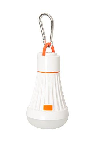 Mountain Warehouse Ampoule Lanterne 1 W 6 DEL-Léger En Blanc Taille Unique