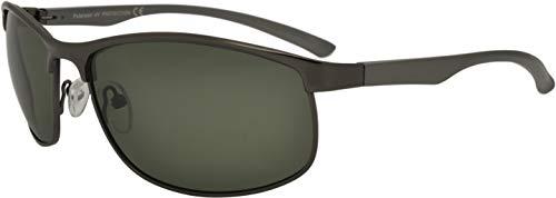 SQUAD Gafas de sol Polarizadas Deportivas hombre Clásico casual Metal aleación de aluminio Al-Mg protección UV400