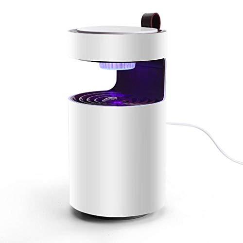 YULAN LED-lamp voor muggenaanvallen, voor stopcontacten, muggenbescherming, voor kamer, binnen, buiten, 231,5 x 124 x 125 mm