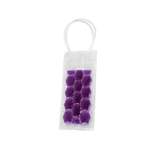 Nosii Weinkühler Ice Bag Portable Einfach zu Wein Schnaps Cooler Tool verwenden