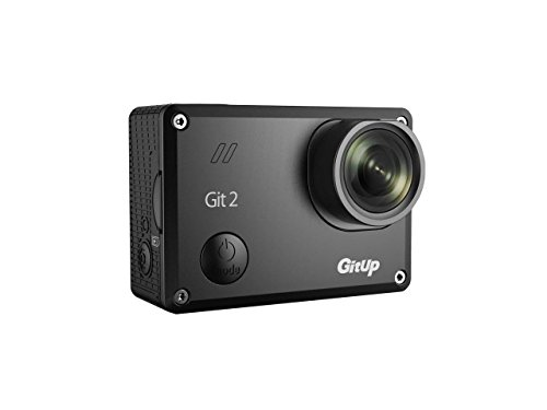 Spy Tec GIT2 PRO Wifi Sports Action Camera Black