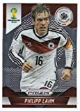 Panini Prizm World Cup Brazil 2014 Base Card # 86 Philipp Lahm Germany