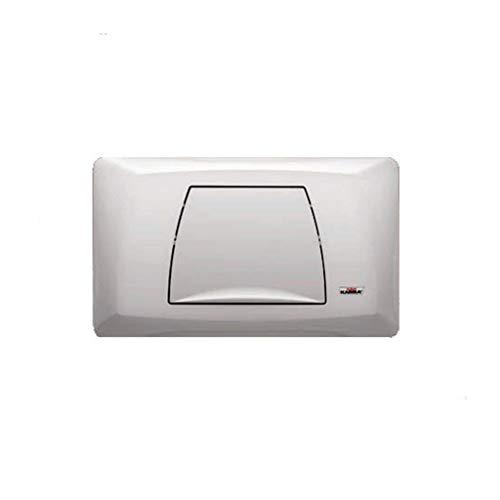 Placca Di Comando Bianca Serie Mono Classic 306300 Kariba