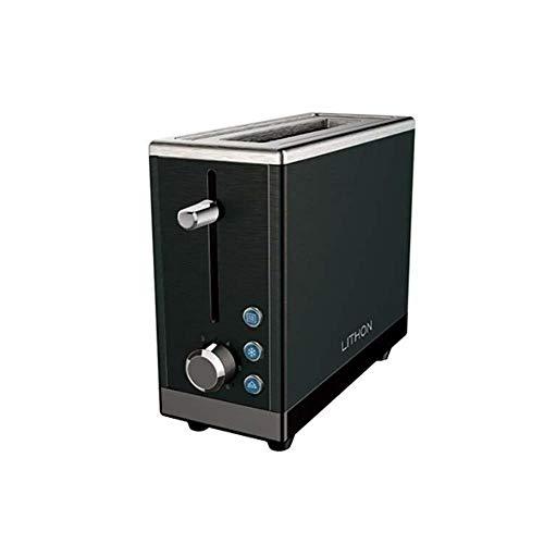 LITHON(ライソン)秒速トースターKLTS-001B|トースターパン焼き器|58秒で焼き上がる