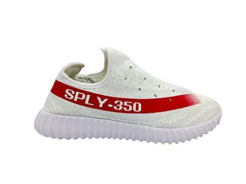 Tênis Masculino Yeezy SPLY - 350 (38, Branco)