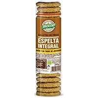 Biocop Galleta Espelta Integral Jengibre Limón - 250 g