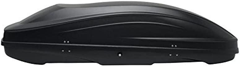 BOX AUTO PORTATUTTO DA TETTO G3 SPARK 520 NERO OPACO APERTURA BILATERALE CAPACITA 420 LT