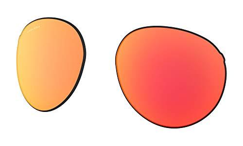 Oakley Women's Aoo9421fls Forager Asian Fit Sport Replacement Sunglass Lenses