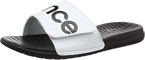 New Balance 230, Zapatos de Playa y Piscina Unisex Adulto, Blanco (White/Pale...