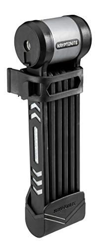Kryptonite Fahrradschloss KryptoLok 610 Foldable(5mm/100cm), black, 100 cm, 3500455